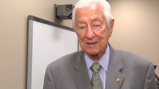 U.S. Rep. Hall, 90, Says 2014 Campaign is His Last