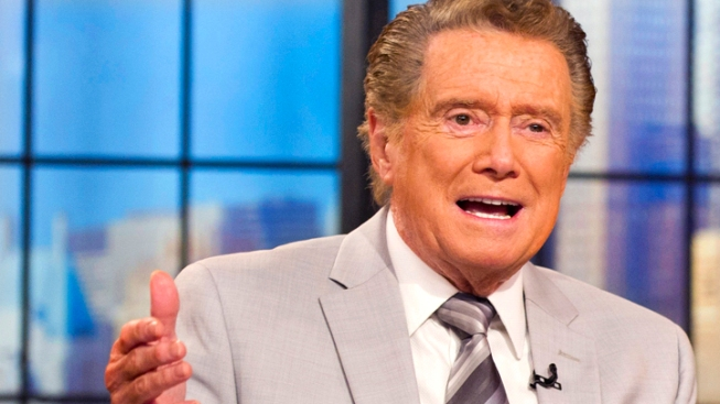 Hail Regis, King of TV