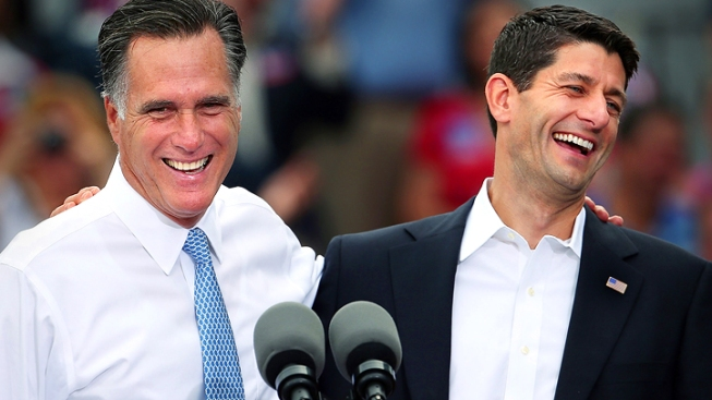 Governor Perry Approves of Romney's VP