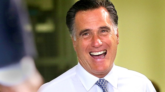 Mitt Romney's Big Moment