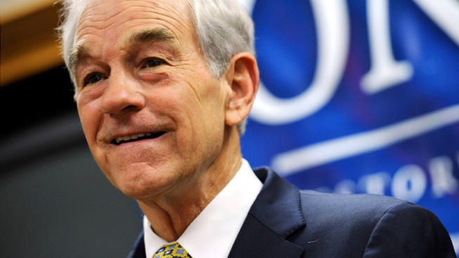 "Ron Paul Happy With ""Good Showing"" in Iowa"