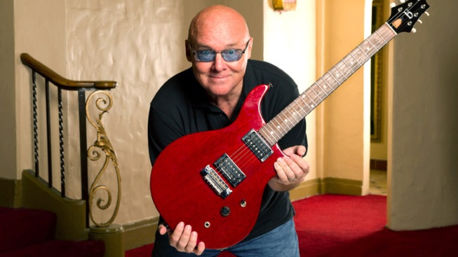 Coroner: Guitarist Ronnie Montrose Killed Himself