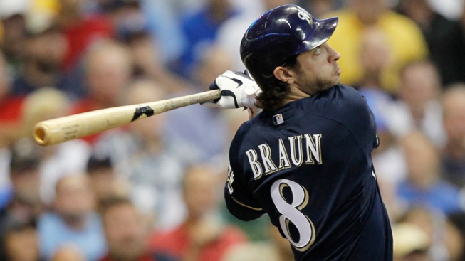 MLB Suspends Milwaukee Brewers' Ryan Braun for Rest of Season