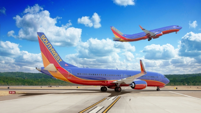 Southwest Fills More Seats, Revenue Figures Rise