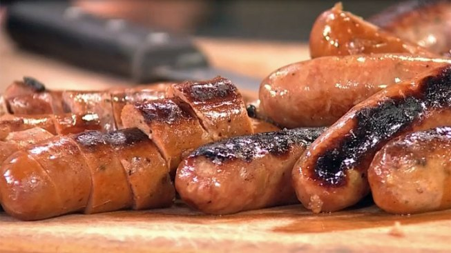 Man Named Bacon Arrested in Fight Over Sausage