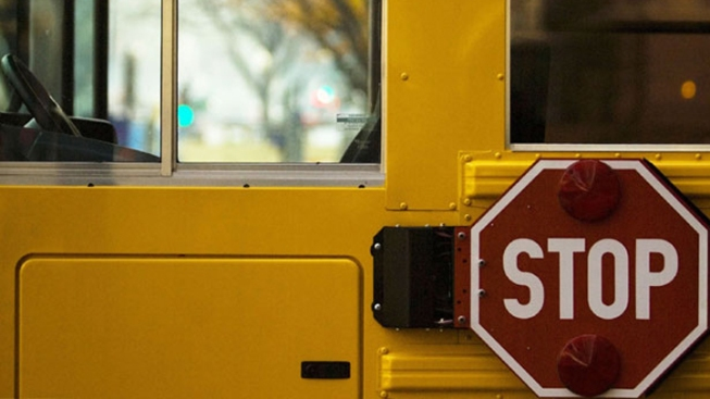 East Texas School Bus Driver Hurt in Wreck