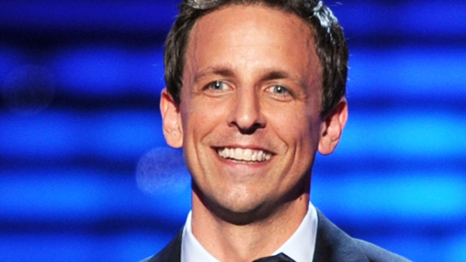 """Joe Biden to Be Opening Guest for Seth Meyer's """"Late Night"""""""