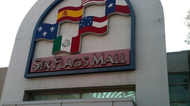 Shells of Our City: Six Flags Mall