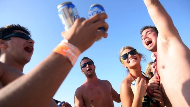 TABC Announces Spring Break Alcohol Stings