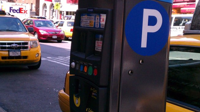 Coinless Parking Meters May Come to Fort Worth