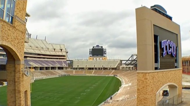 TCU Player Declines to Press Robbery Charges