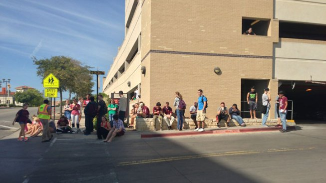 Suspect Arrested in Texas State Bomb Threat