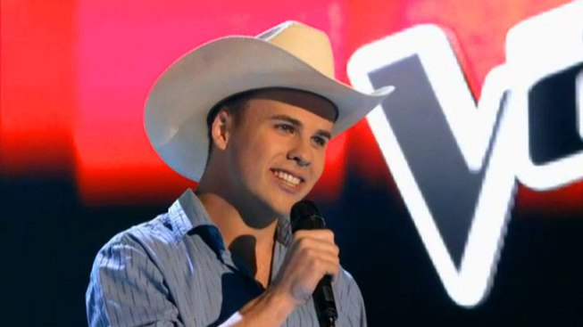 "N. Texan on ""The Voice"" Started Singing Young"