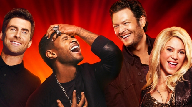 """The Voice"" Turns Up the Heat in Live Playoffs"