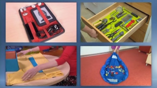 Consumer Reports: Trendy Tidying Tools