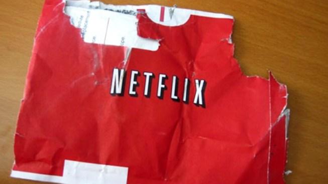Netflix Spins Off Mailing DVDs