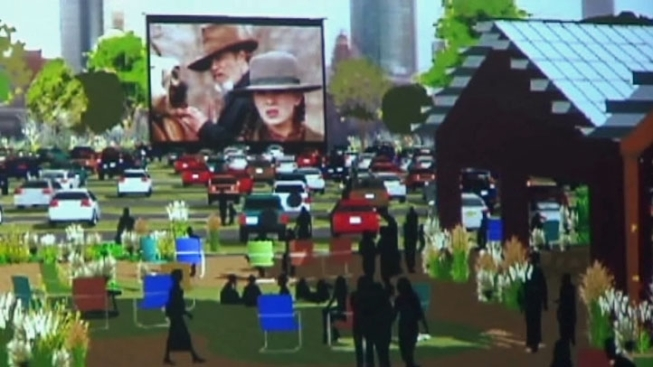 Fort Worth Drive-In Theater Delays Opening