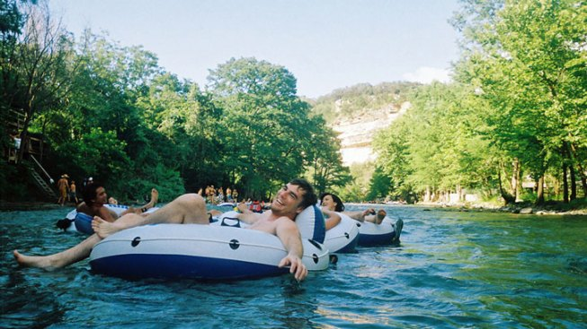 Drought Means Some Rivers Low for Texas Tubing