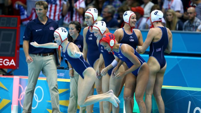 U.S. Women's Water Polo Beat Rival Australia in Semifinals