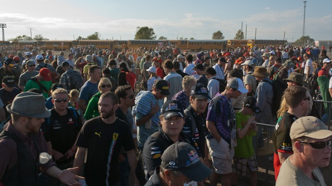 F1 Organizers Sell Most Liquor in Texas
