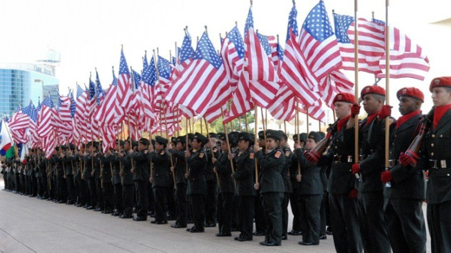 Dallas Veterans Day Parade