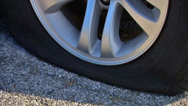 Police Warn About Flat Tire Scam In Dallas Duncanville