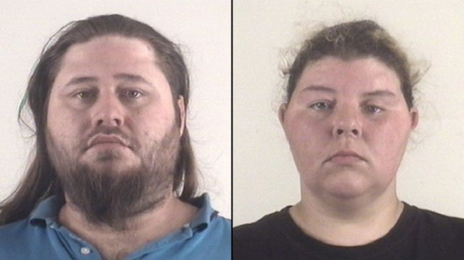 Parents of Mauled Toddler Arrested