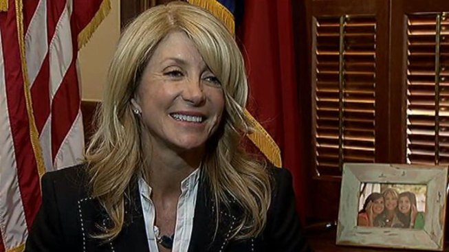 State Sen. Wendy Davis To Appear On 'Meet The Press'