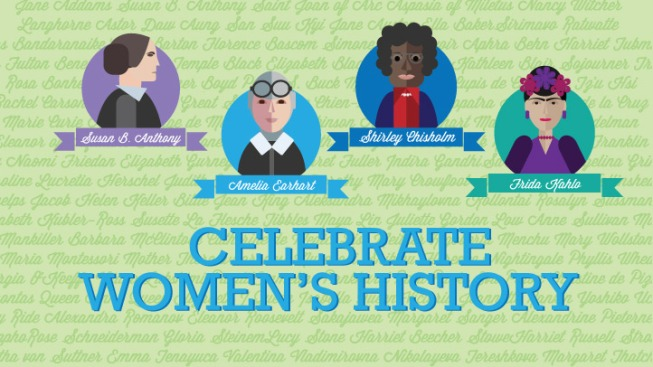 Extraordinary Women in History