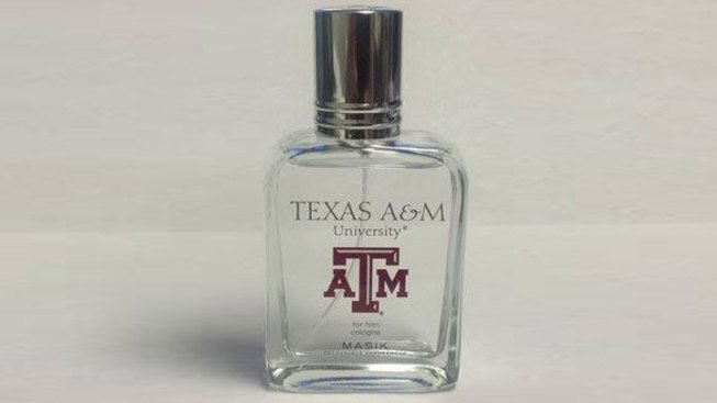 Cologne Touted to Smell Like Aggie Spirit