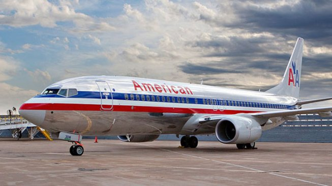 Severe Turbulence Diverts AA Flight