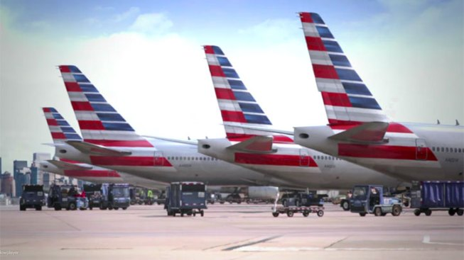 American Airlines Swings to $480 Million 1Q Profit