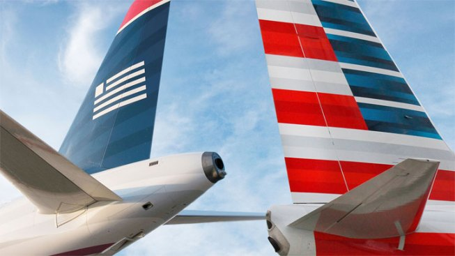 AA, US Air Flight Attendant Reps Fight