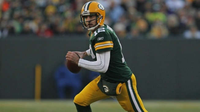 Reports: Aaron Rodgers Will Practice Thursday
