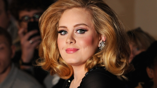 Adele Confirms New Album Is Called '25'