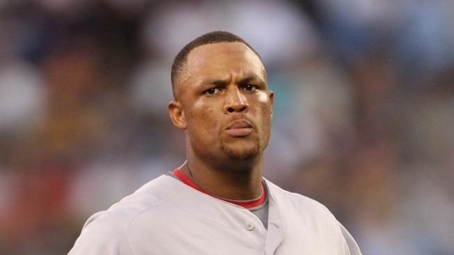 Switching Teams Doesn't End Adrian Beltre's Head-Rubbing Nightmare