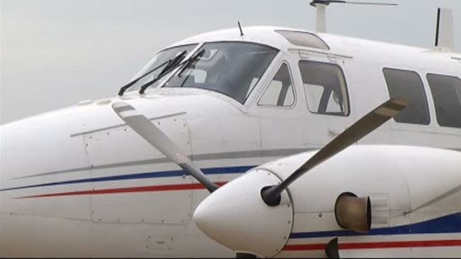 Irving Denied Aerial Spraying of Small Section of Land