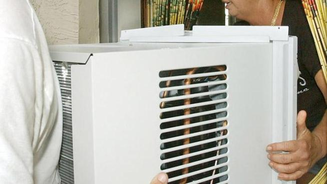A/C Thefts Intensify High Temperatures