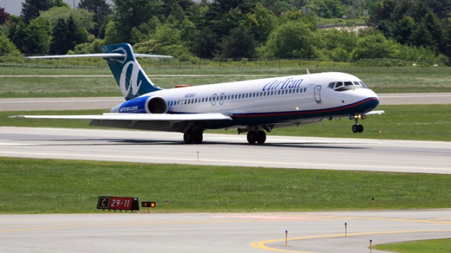AirTran Tops Airline Performance Ranks, American Eagle is Last