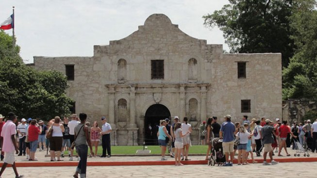 Patterson Proposes State Takeover of Alamo Plaza
