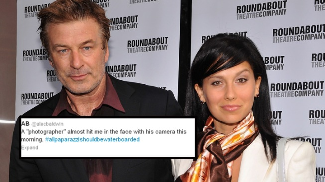 Photogs Give Differing Accounts in Alec Baldwin Fight: Sources