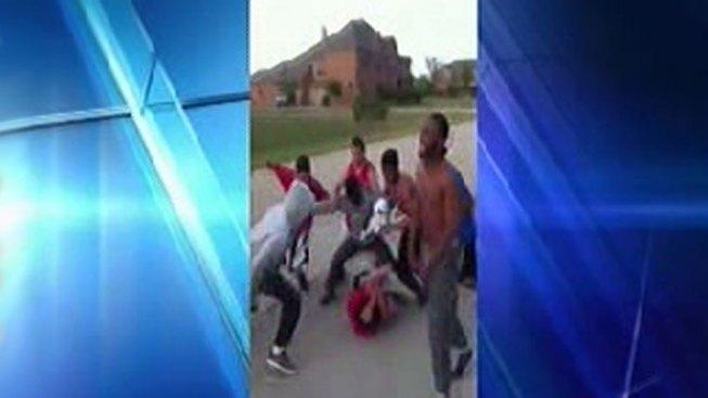 Allen Teen Fighting Video Investigated