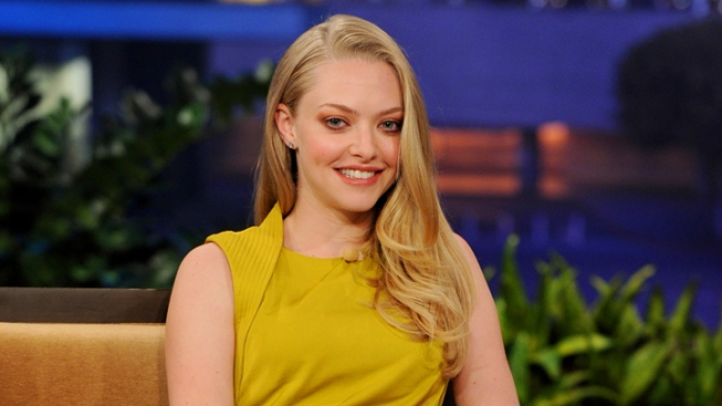 Amanda Seyfried's Been Bitten by the Baby Bug