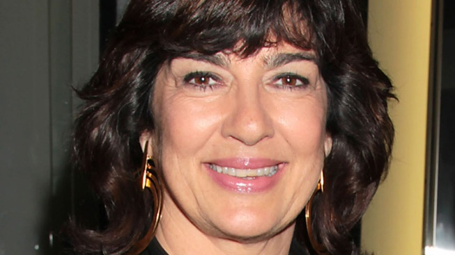 "Christiane Amanpour Leaving ABC's ""This Week"""