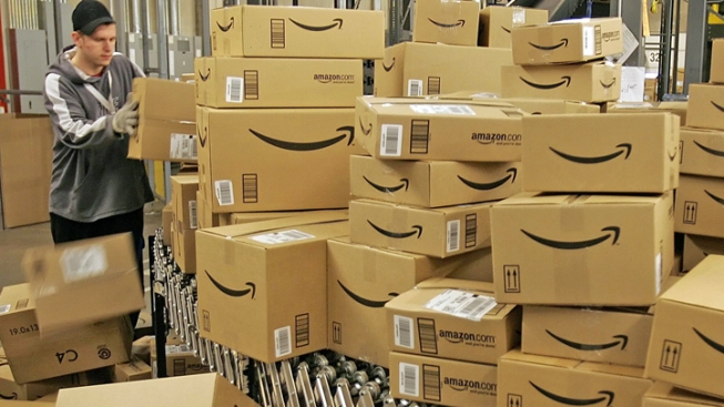 Tax on Amazon Purchases From Texas Begins Sunday
