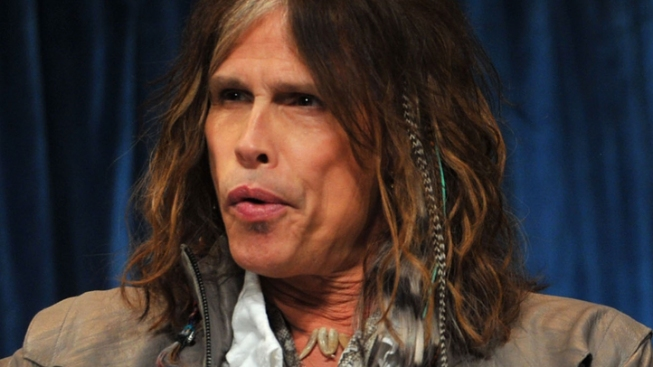 "Steven Tyler: ""Idol"" Job a Dig at Bandmates"