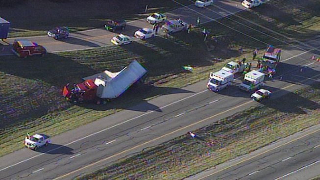 Landscape Worker Killed on US 75