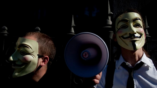 """Trial Delayed for Anonymous """"Spokesman"""""""