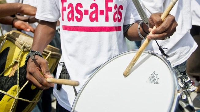 18-Hour Drum-A-Thon Drums Up Cash