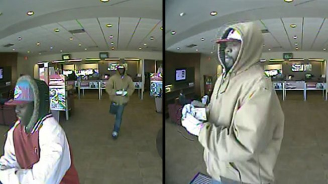 Arlington Asks For Help Identifying Bank Robbers
